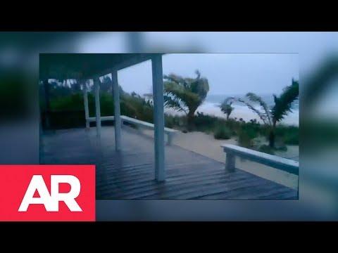 Operativo Storm Watch - Huracán Dorian Categoria 5 Azota Las Bahamas