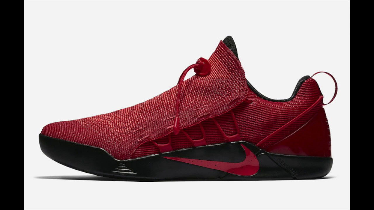 b9d2b346a1f5 Nike - Kobe AD - NXT University Red - YouTube