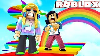 NIGHTMARE PARKOUR IS BACK | Roblox Rainbow Parkour