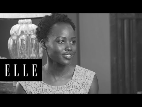 Lupita Nyong'o Reveals How She Learned to Love Herself  My Turn  ELLE