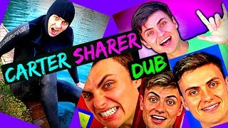 SCUBA DIVING IN POND FOR TREASURE!! (I FOUND IT!) Carter Sharer Dub (Parody)