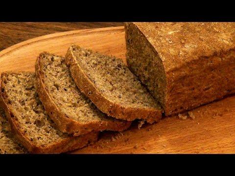 Чёрный/ржанной хлеб печём в хлебопечке Panasonic SD-ZB2502