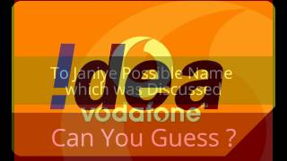What is new Company name of Idea - Vodafone merger ?