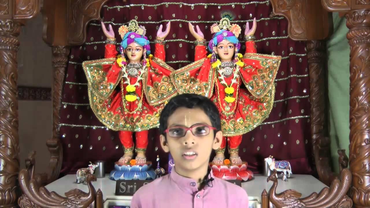 The Power of Holy Name - Srila Haridas Thakur