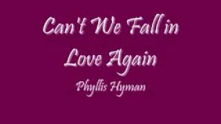 Play Can't We Fall In Love Again (Feat. Michael Henderson)