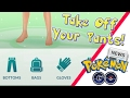TAKE OFF YOUR PANTS IN POKEMON GO Pokémon GO 0 57 2 Update New Avatar Wardrobe Options mp3