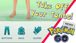 Style Naked women pokemon