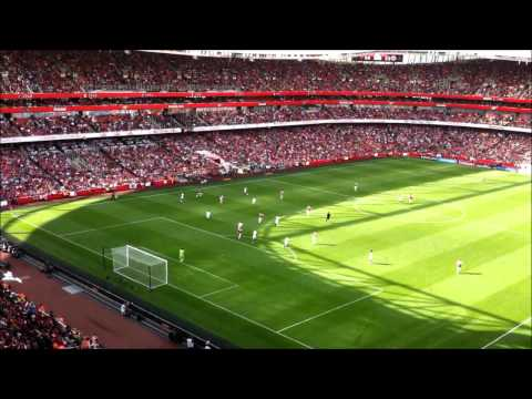 The Emirates Stadium/Arsenal Stadium