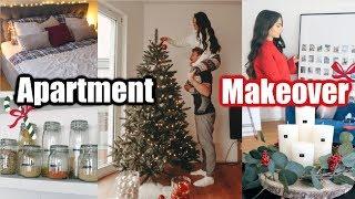 APARTMENT MAKEOVER - Weihnachts Edition, DIY & Deko Ideen