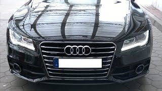 audi a6 4g a7 3 0 tdi 245 hp quattro 313 ps biturbo sound system exhaust sound booster