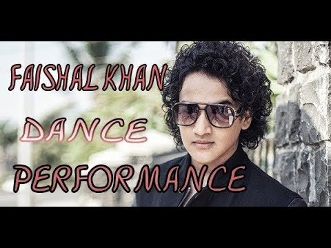 FAISHAL KHAN  DANCE PERFORMANCE BAGRA  MAIN HOON HERO TERA