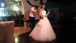 свадебный танец Микс (Dub step, disco, Франция)