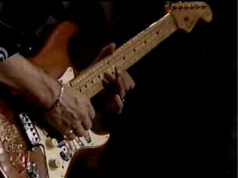 Stevie Ray Vaughan Solo