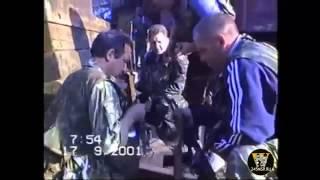 Чечня Гудермес Вторая чеченская война 2001г