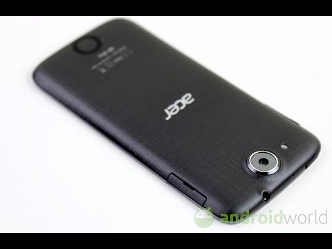 Acer Liquid Jade Z, recensione in italiano