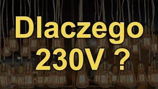 Dlaczego 230V? [RS Elektronika] #111