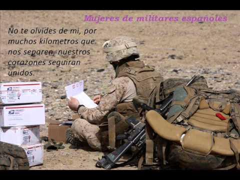 Frases De Mujeres De Militares Espanoles 1 Youtube