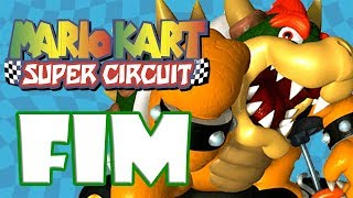 MARIO KART SUPER CIRCUIT #5 - FINAL ARCO-ÍRIS