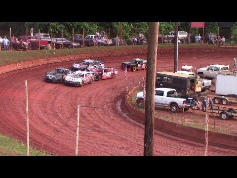 Winder Barrow Speedway Modified Street Feature Race 6/1/19