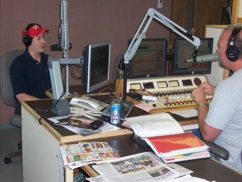 Jonathan Womack Radio Interview - KTWO Casper, Wyoming