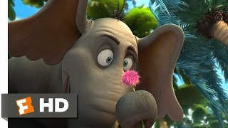 Horton Hears A Who! (2/5) Movie CLIP - I'm Holding The Speck (2008) HD
