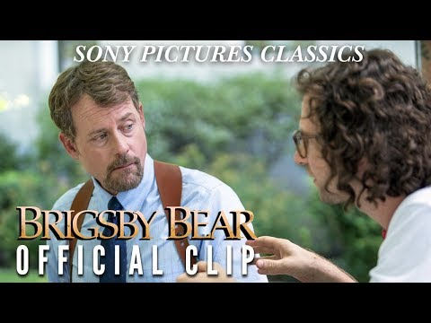 BRIGSBY BEAR - Clip - Did They Ever Touch You?