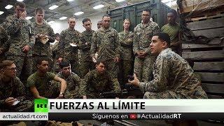Moscú: EE.UU. traslada sus fuerzas especiales y equipos a la frontera de Venezuela