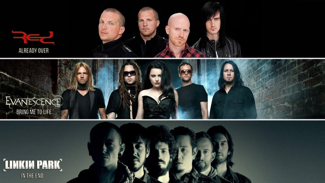 Steam Community :: Video :: Red X Evanescence X Linkin Park