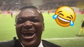 Desailly's Laugh Video
