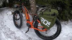 Bikepacking touhuja. [4k]