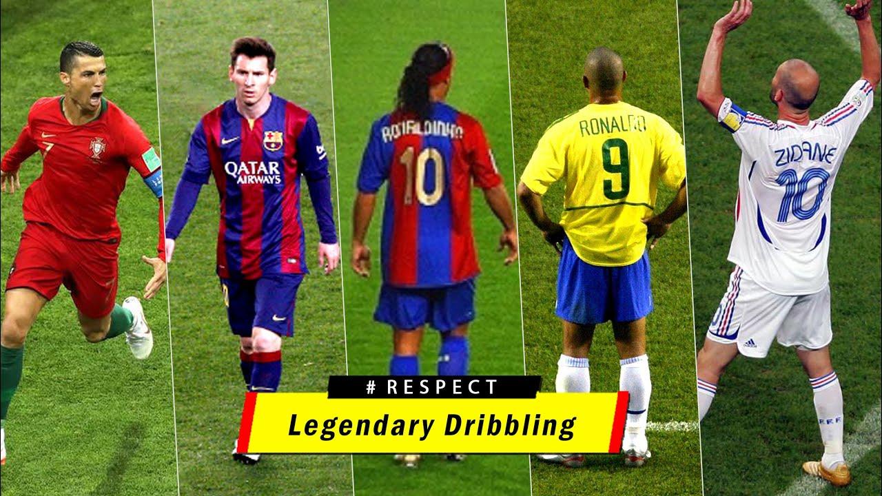 Download Legendary Dribbling Skills In Football