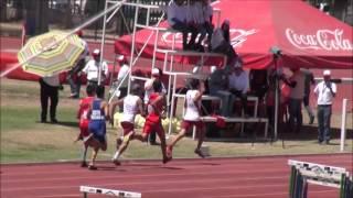 aspectos día 1 Atletismo Olimpiada Regional