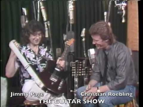 the guitar show with jimmy page youtube. Black Bedroom Furniture Sets. Home Design Ideas