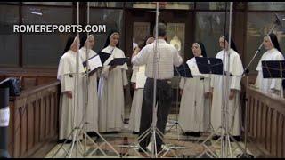 Monjas lanzan un CD para promover el rosario a través de la música