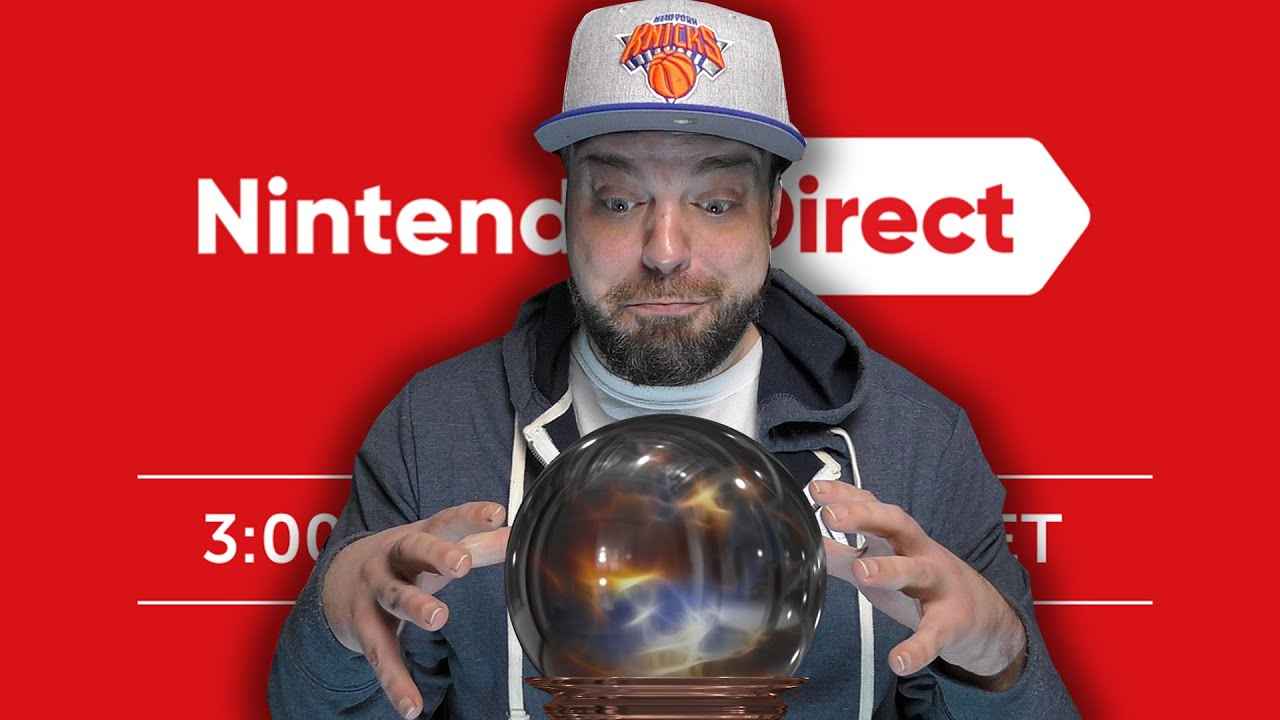 Download Nintendo Direct Happening TOMORROW - Here's What To Expect!