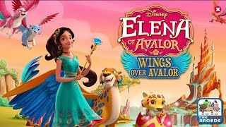 Elena of Avalor: Wings Over Avalor - Raise Baby Jaquins to become Guardians (Disney Games)