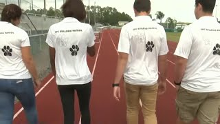 Students help prevent school  violence