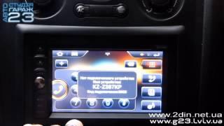Переходная рамка 2DIN. Установка универсальной магнитолы с GPS в Renault Megane(Универсальная 2DIN магнитола INCAR Android 4.2.2 была установлена в Renault Megane при помощи переходной рамки. Если в нашем..., 2015-02-13T14:31:22.000Z)