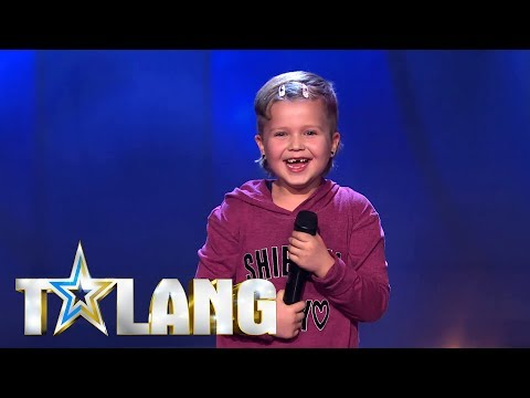 Sjuåriga Emina Ajvazovski golvar Talang-juryn med fenomenal breakdance - Talang (TV4)