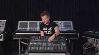 Soundcraft Si Impact Quick Overview