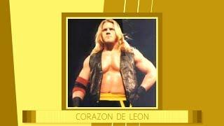 CORAZÓN DE LEÓN || Héroes de la Lucha Libre || Kenji Black