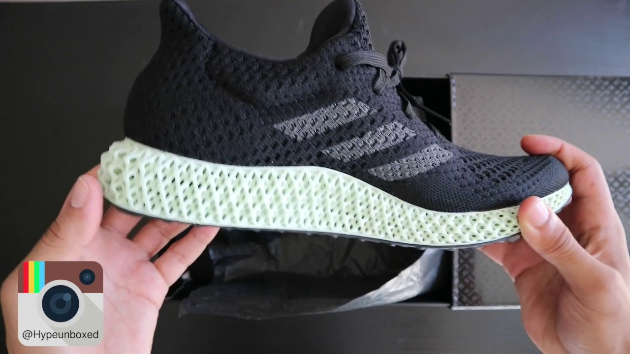a798d339f6a UNBOXING  Adidas Ultraboost Futurecraft 4D Unboxing - YouTube