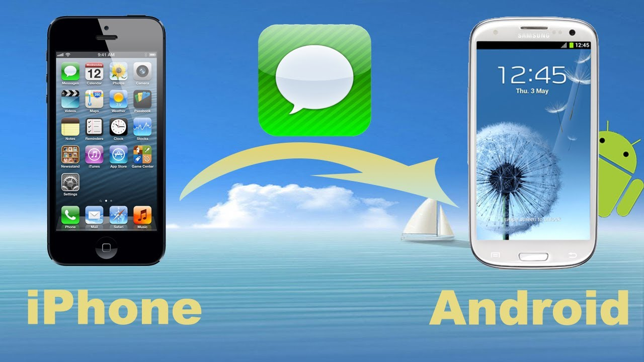 how to sync messages from iphone to mac iphone sms to android transfer sync data or copy sms 1212