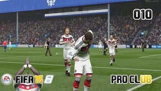 Fifa 15 Pro Club #010 | Ene mene miste, es rappelt in der Kiste ! (HD+)(PS4)