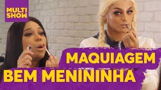 Baixar Tutorial de Maquiagem | Blogueirinha de Merda + Pabllo Vittar | Bem Menininha | Música Multishow