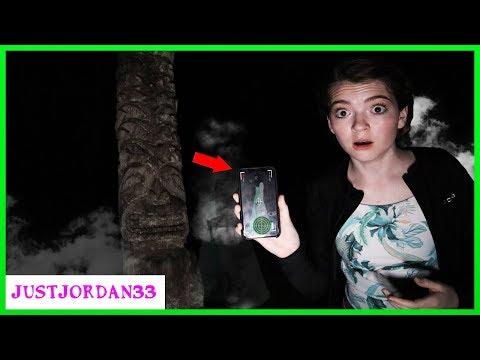 Haunted Ghost Walk - Hunting Ghosts / JustJordan33
