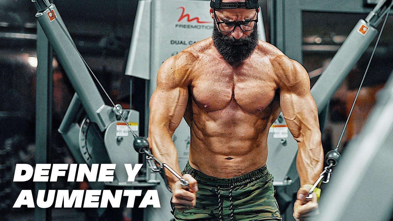 RUTINA DE PECHO - 3 segundos negativa (Lunes) gym topz