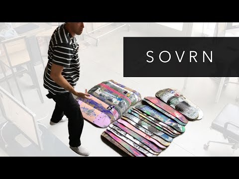 The Boys Have Too Many Boards!