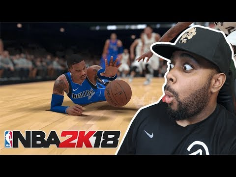 NBA 2K18 - Get Shook Trailer REACTION! New Gameplay Animations, New Emotions & Technical Fouls?
