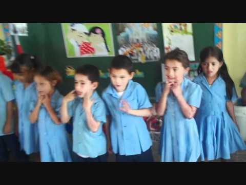 Himno a la Escuela Guayabal ( Pista ).wmv